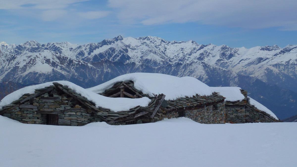 dall'Alpe Leitosa di mezzo