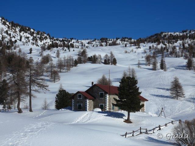 Dal Rifugio Brigata Alpina Taurinense