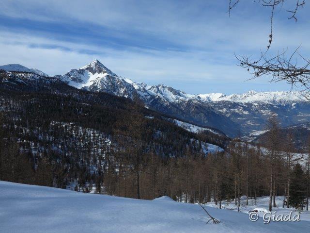 Verso la valle giusta e lo Chaberton