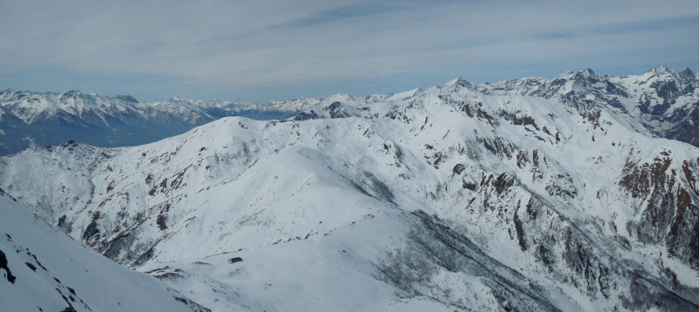Panorama dal Civrari