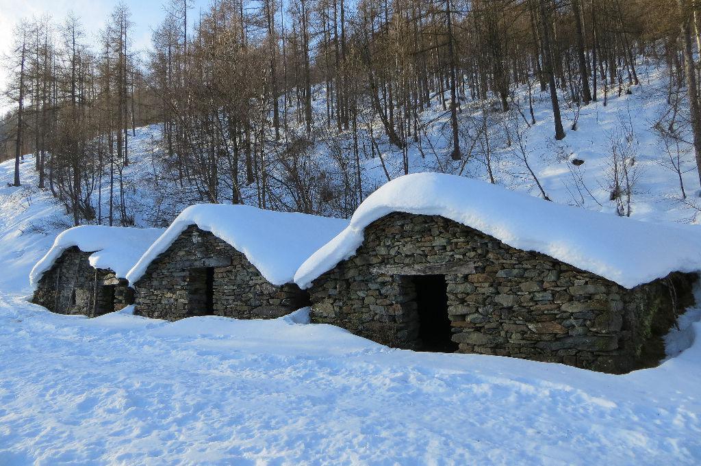 Monte Doubia - Alpe Cuccetta