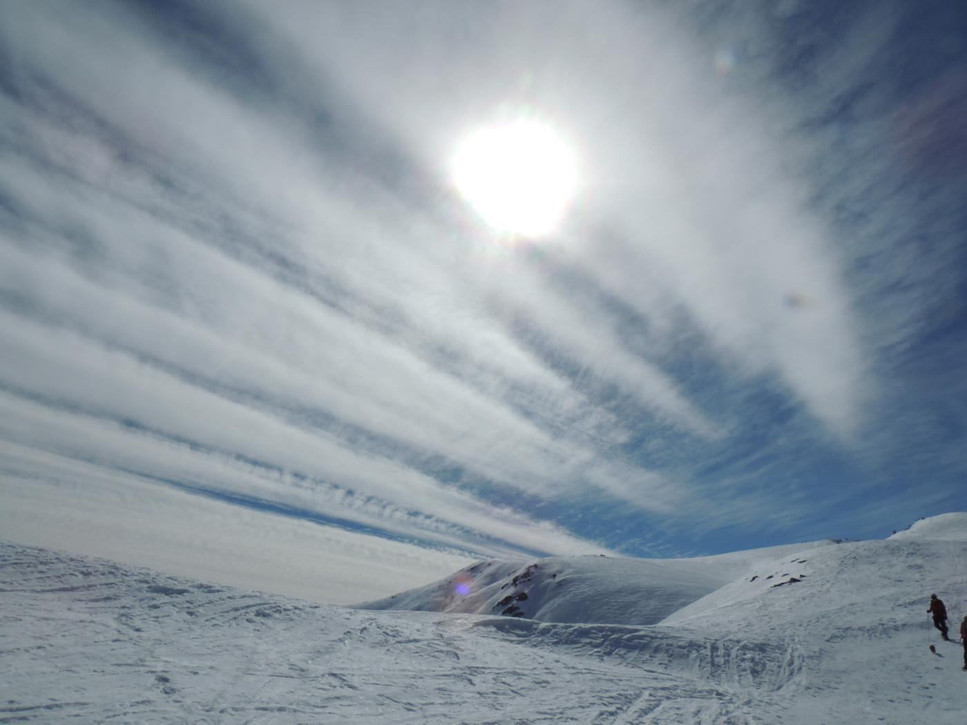 arabeschi nel cielo