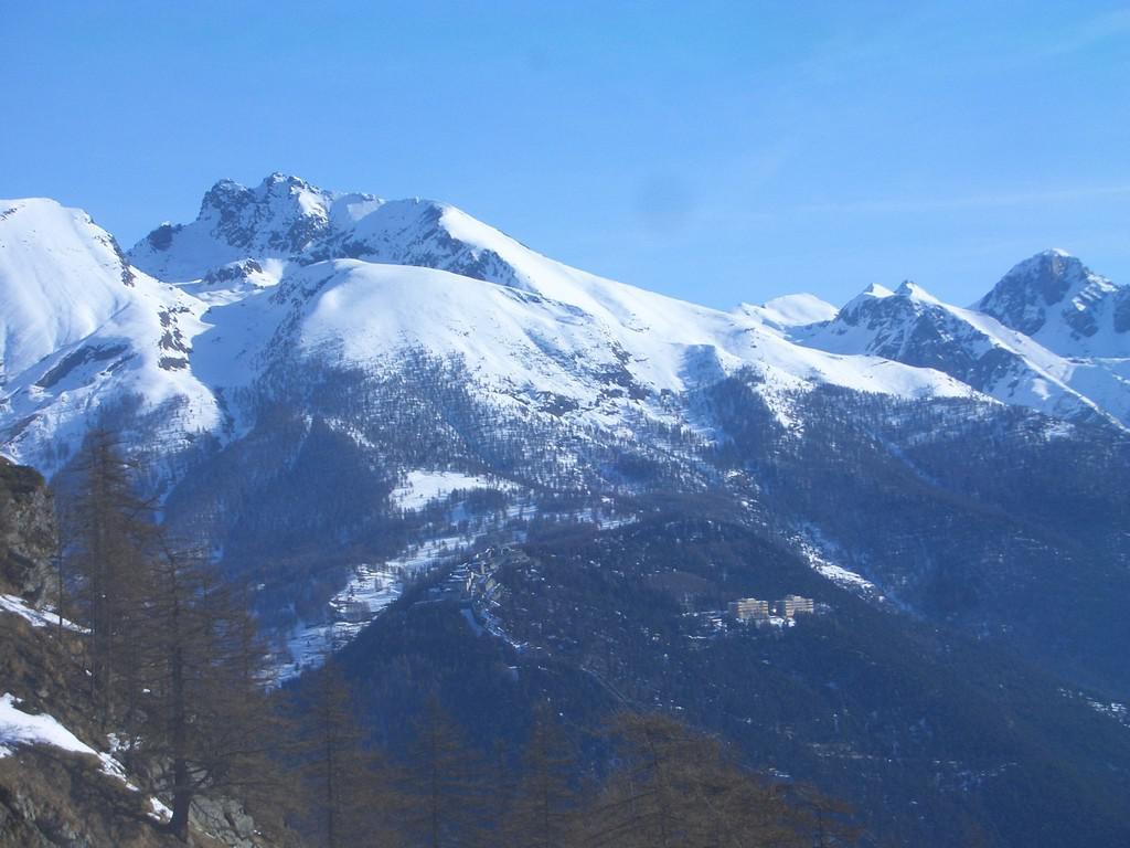 Monte Orsiera+Forte di Fenestrelle+ex Sanatori Agnelli