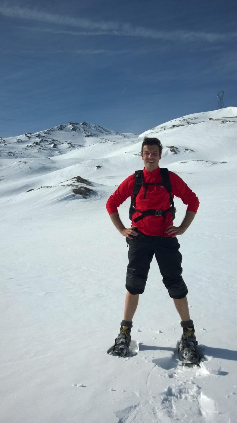 Temperatura estiva a 2600 mt