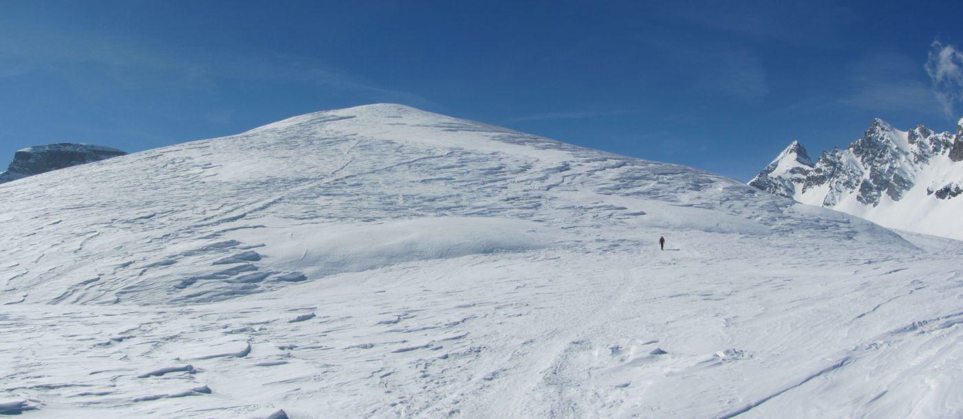 Ecco il Monte Cazzola