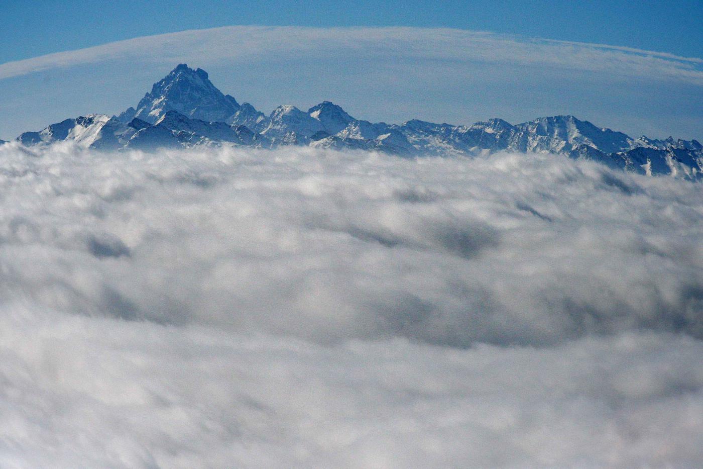 Il Viso sopra le nuvole