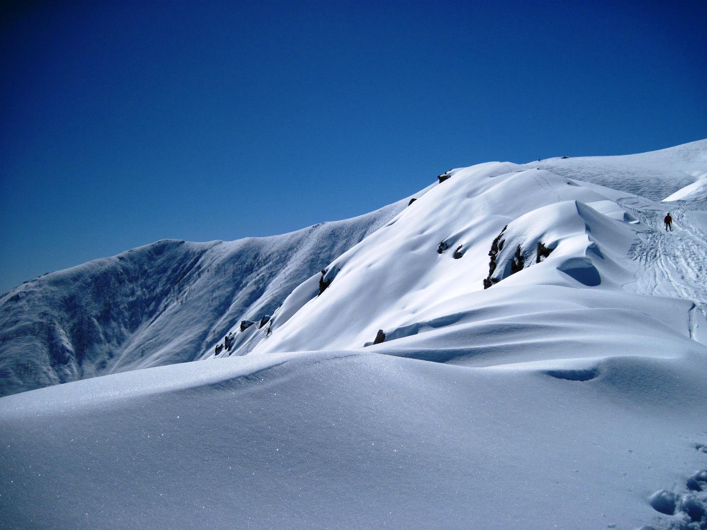 Ancora più neve dopo l'intermedia