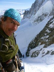 80 mt calate al Col Chardonnet