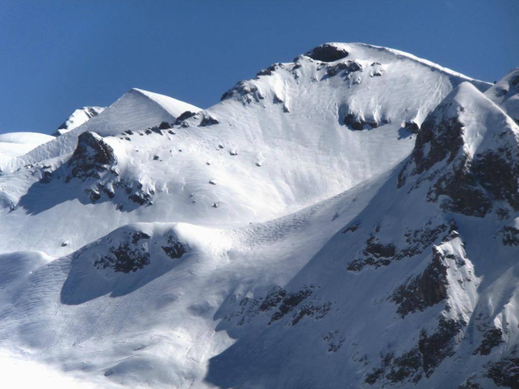 Quanta neve sul Seirasso