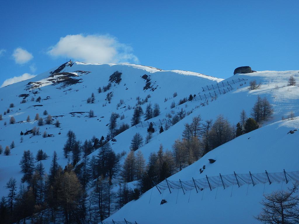 Genevris con ski-alp solitario