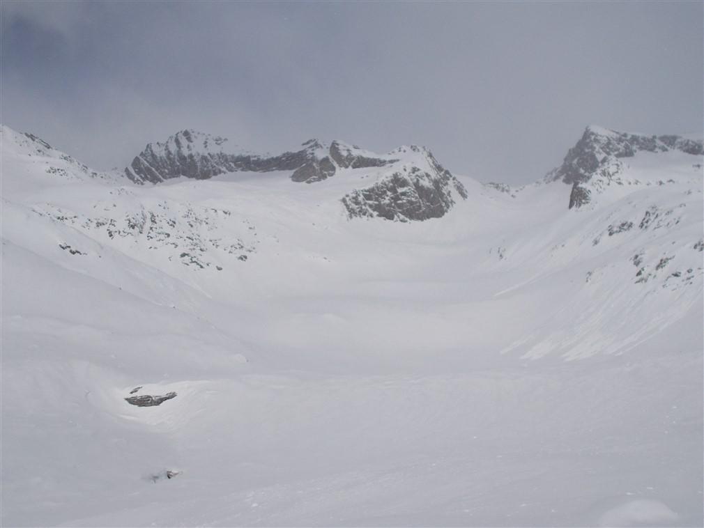 Joderhorn, Passo Mondelli e (dx) Pizzo Mondelli