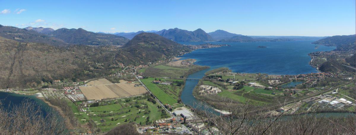 Lago Maggiore e lago di Mergozzo