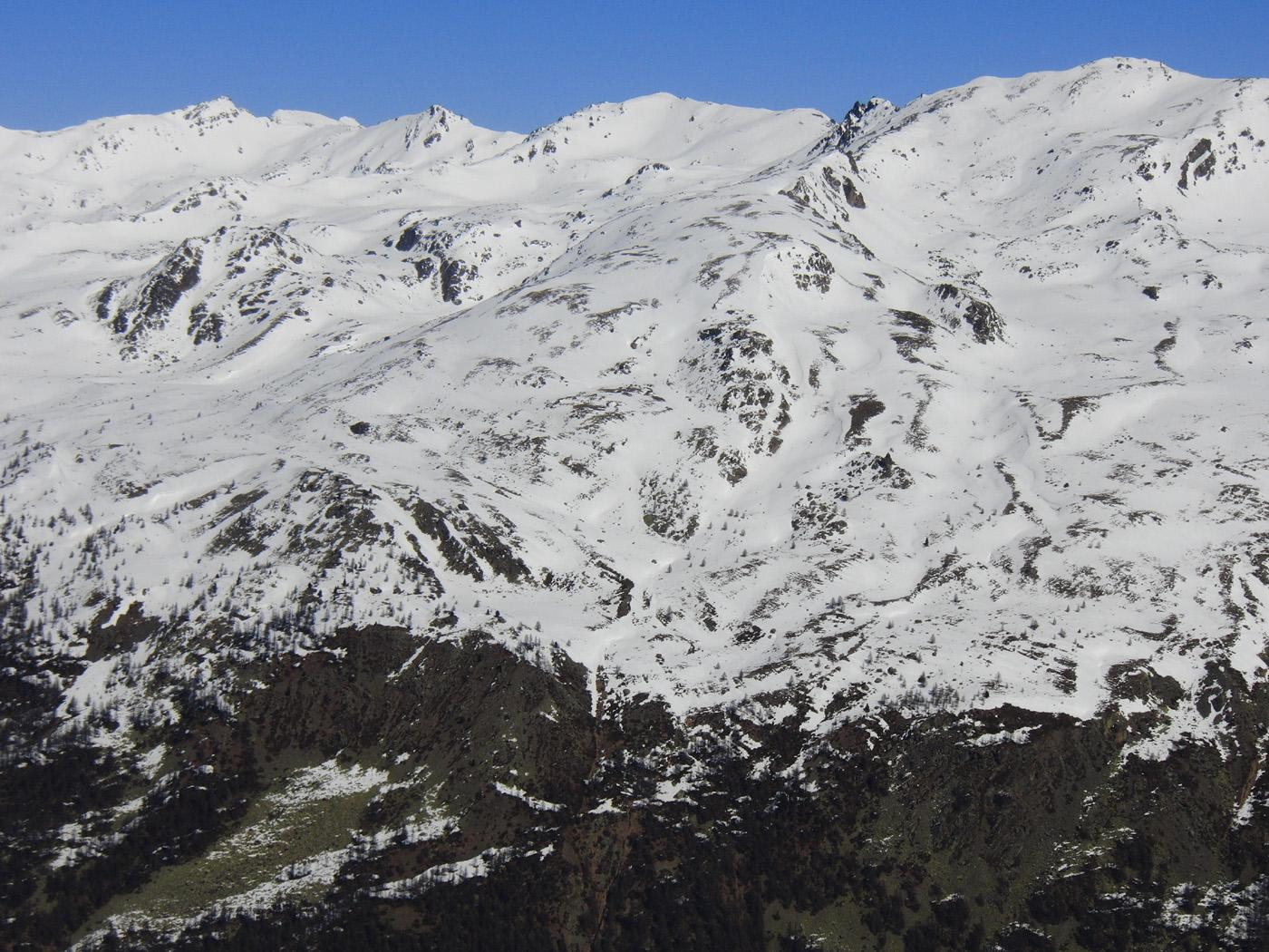Condiz Gr.Tempesta Pic Lac Blanc