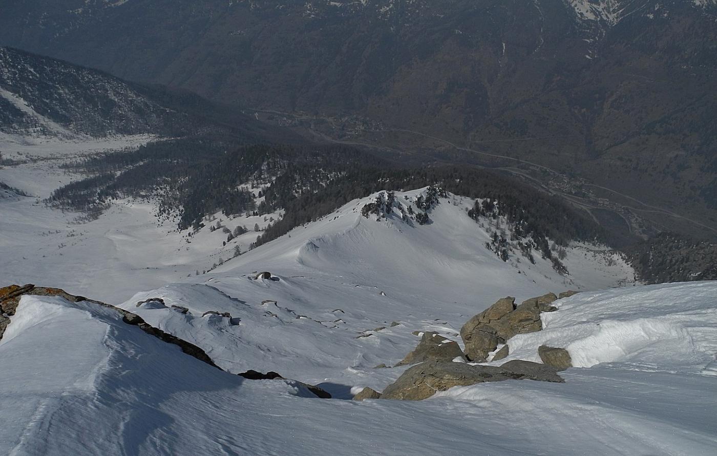 Ciabertas (Monte) da Fraisse per il versante Ovest 2015-04-10