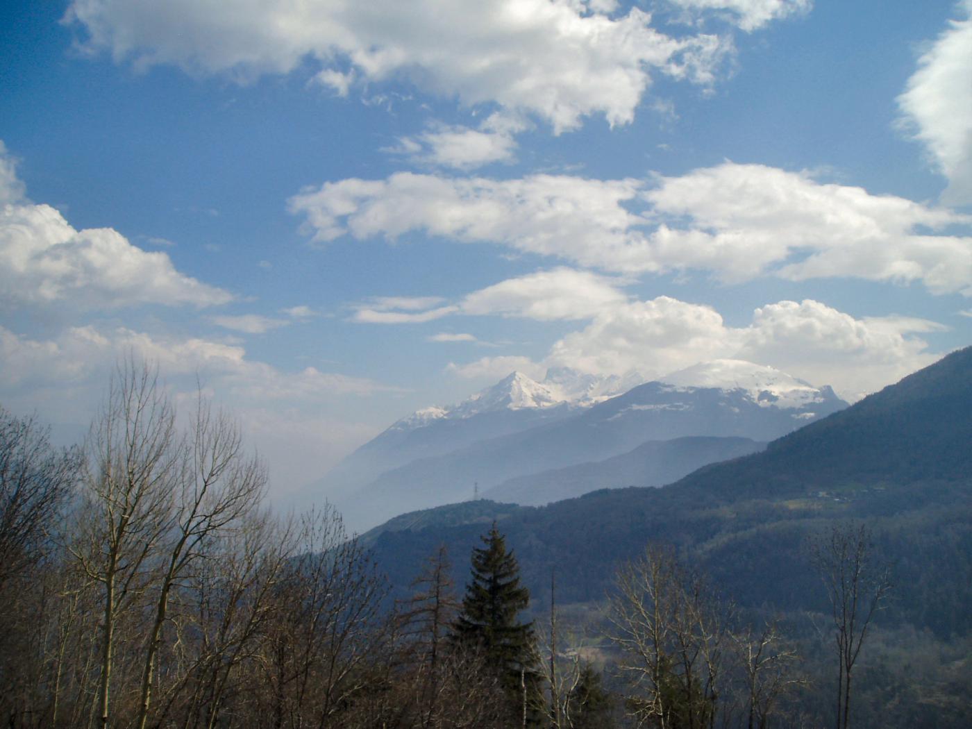 emilius, nella nuvola, e p. de la pierre