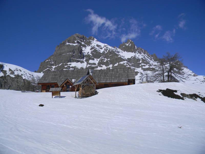 rifugio Chardonnet