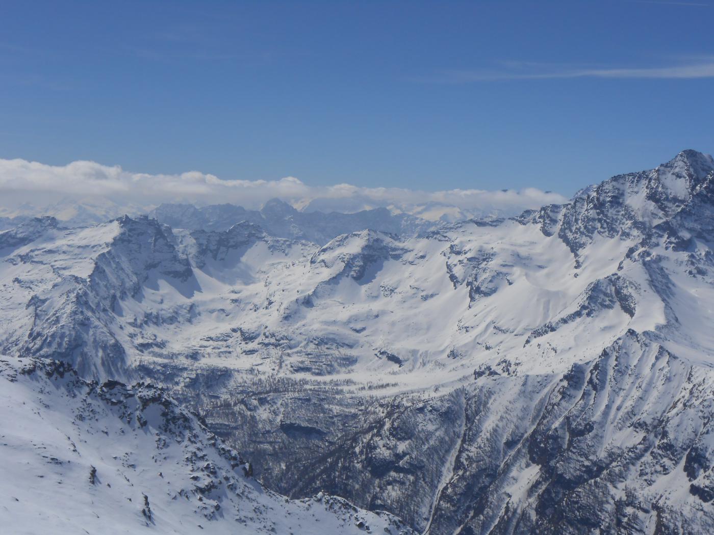 panorama dal Sibolet