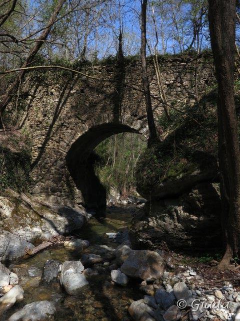 Il ponte della Utra