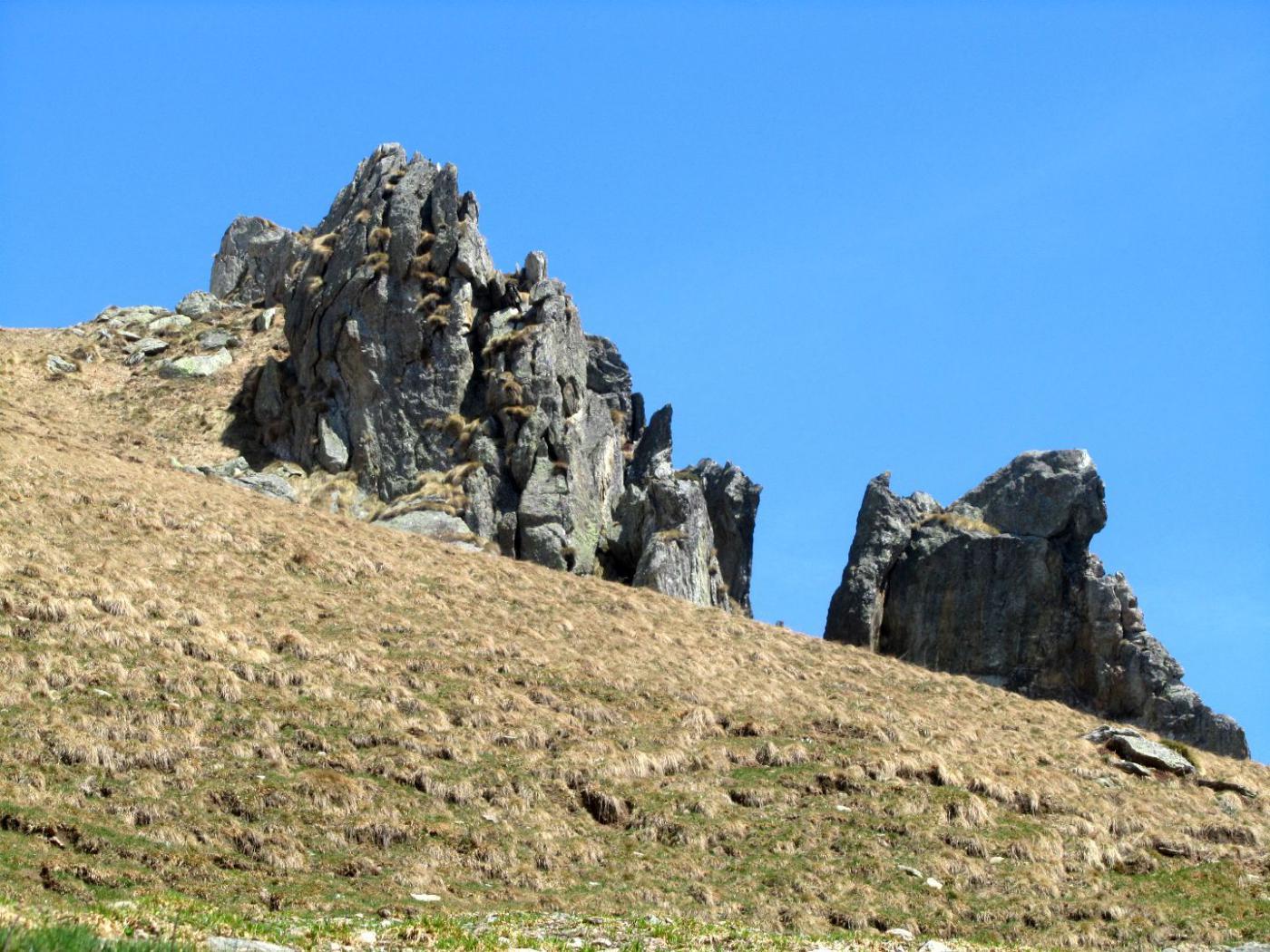 Roccia di Saler
