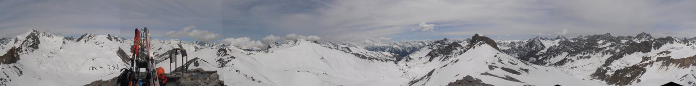 12 - panoramica Monte Bellino