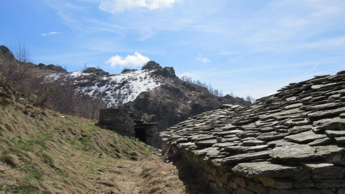 Alpe Pian del Prete e Bric del Fo