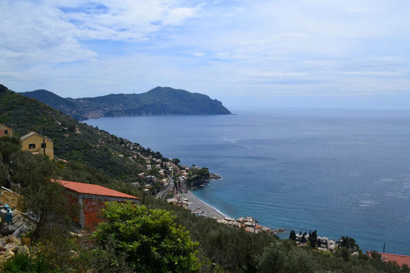 panorama verso Sant'Apollinare