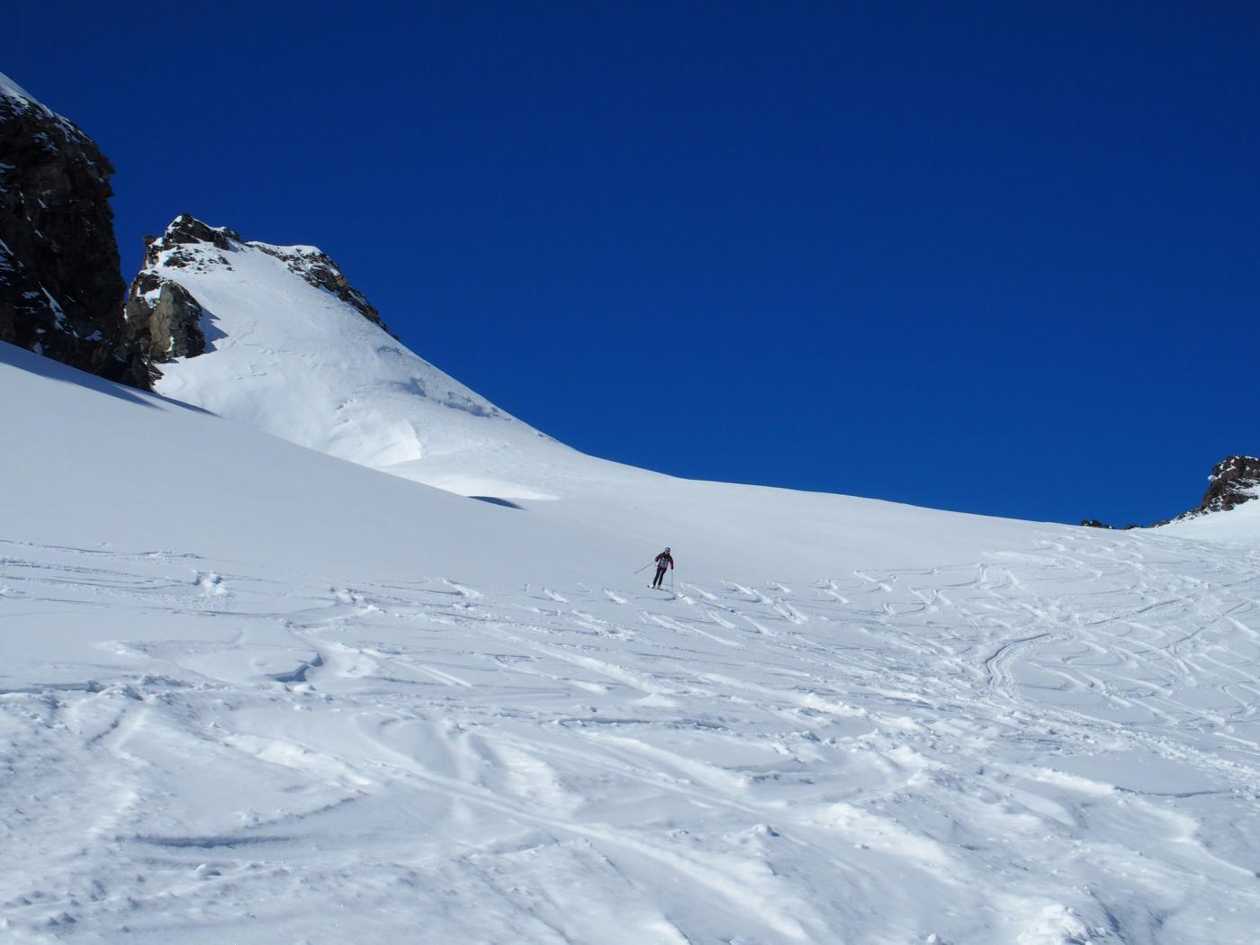Velan (Mont) anello da Bourg S.Bernard per Col d'Annibal e de la Gouilles 2015-04-21