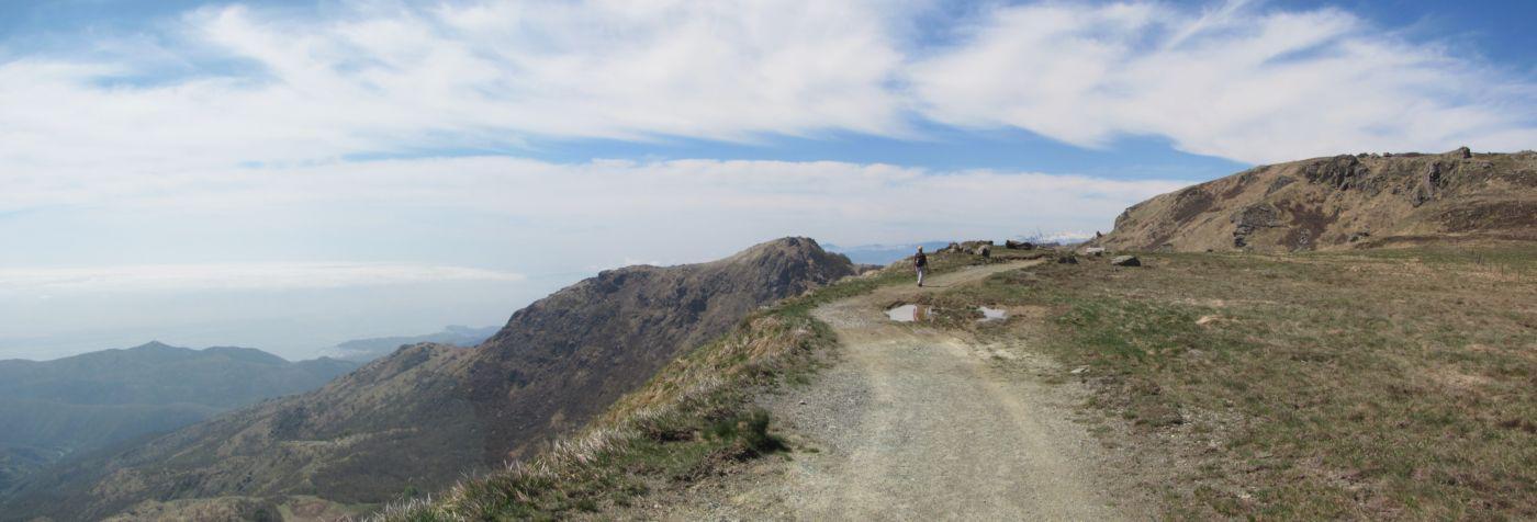 Verso Prato Rotondo