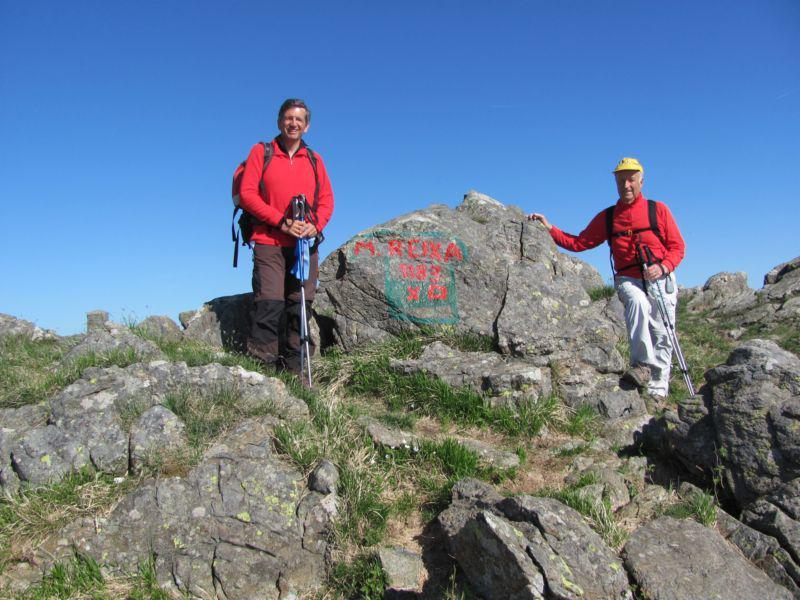 Monte Reixa m. 1183