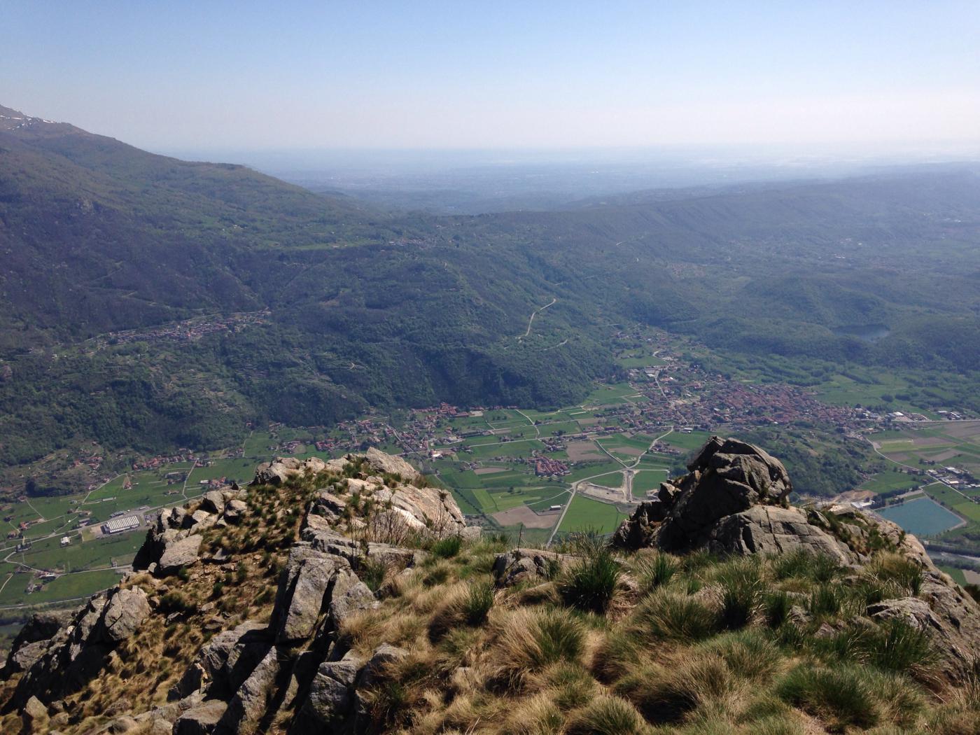 Colme (le) e Monte Cavallaria da Quassolo 2015-04-22