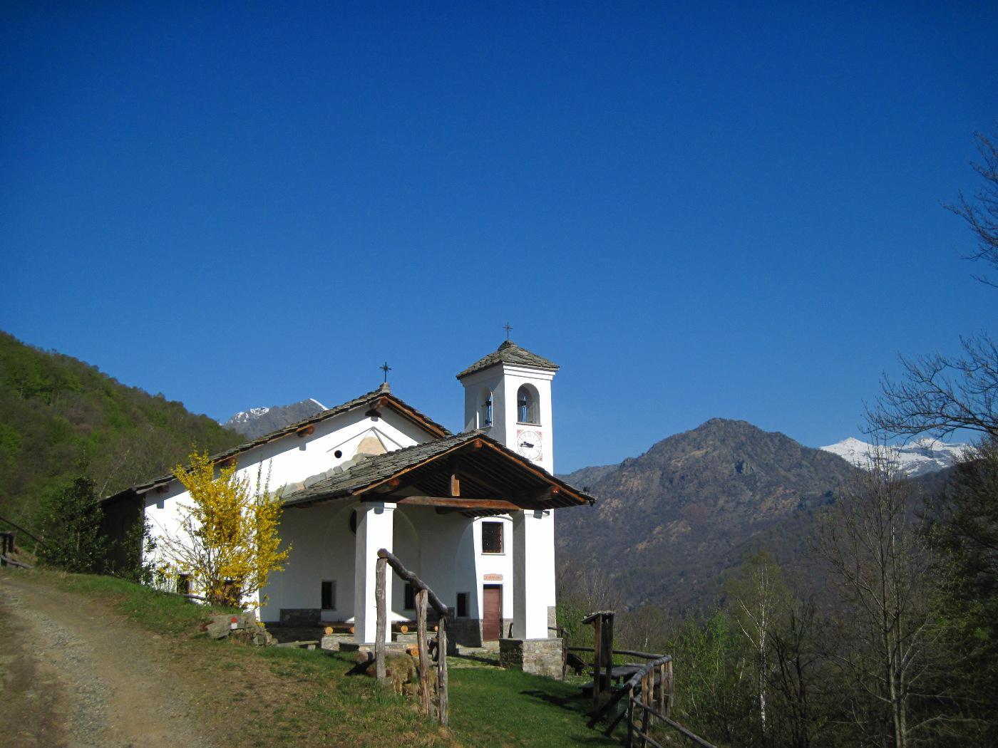 La Cappella della Consolata