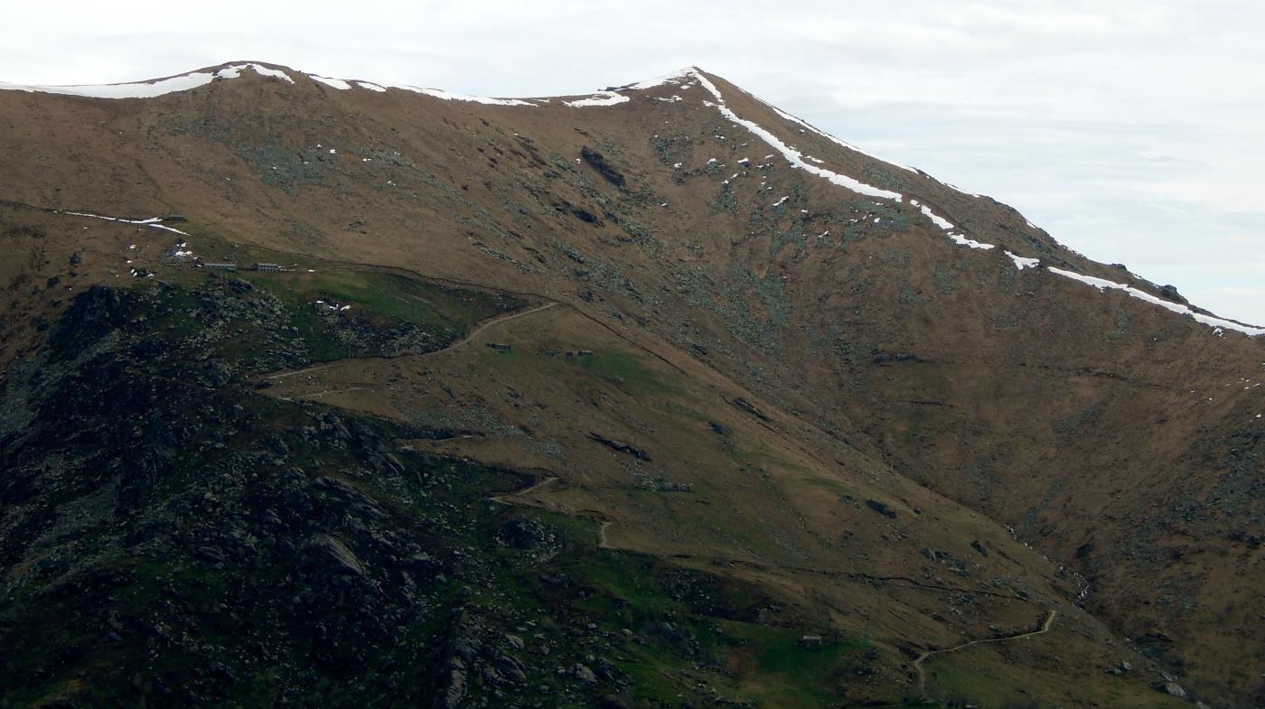 Monte Soglio e rif. Alpe Soglia
