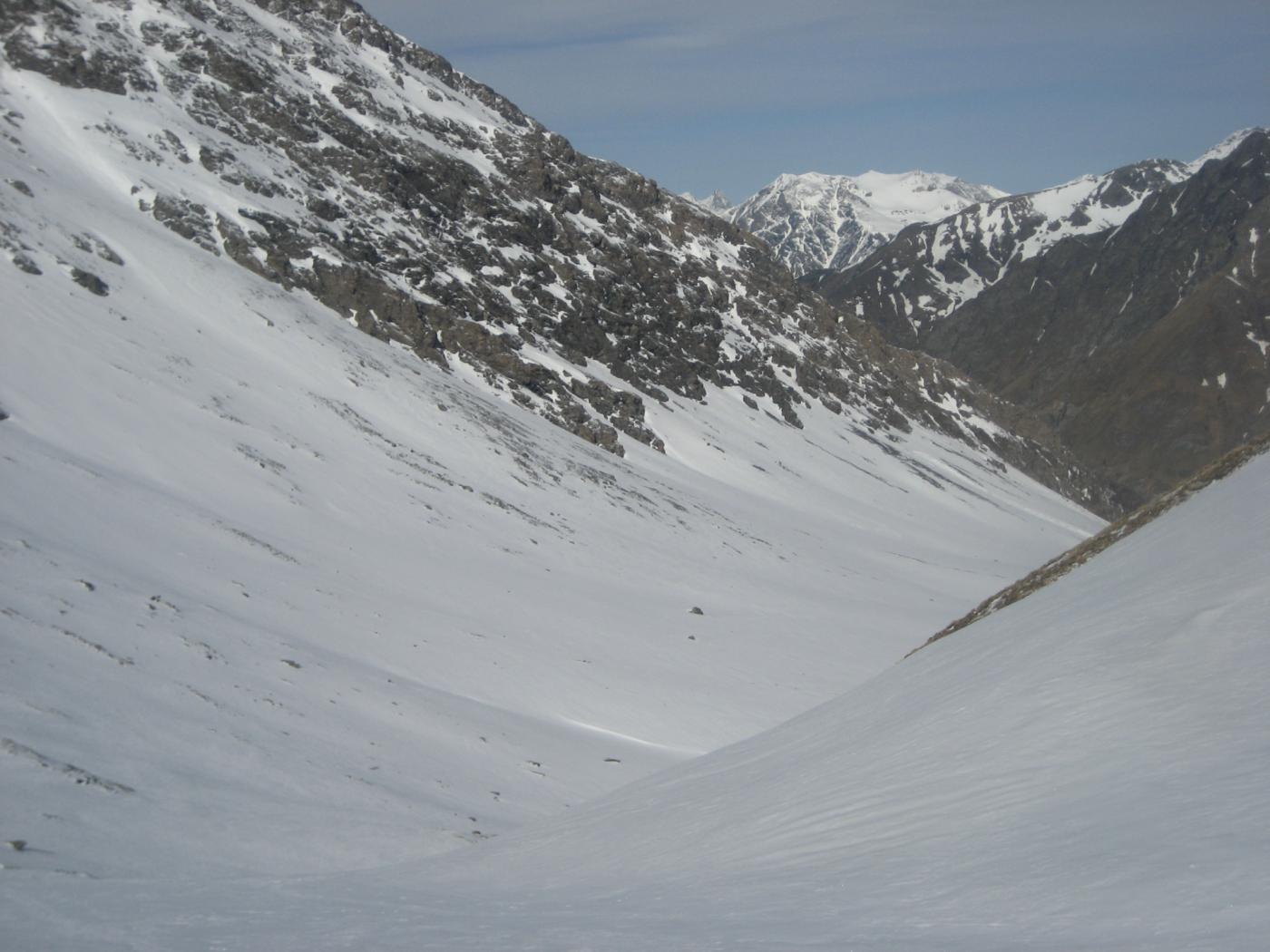 parte alta del vallone
