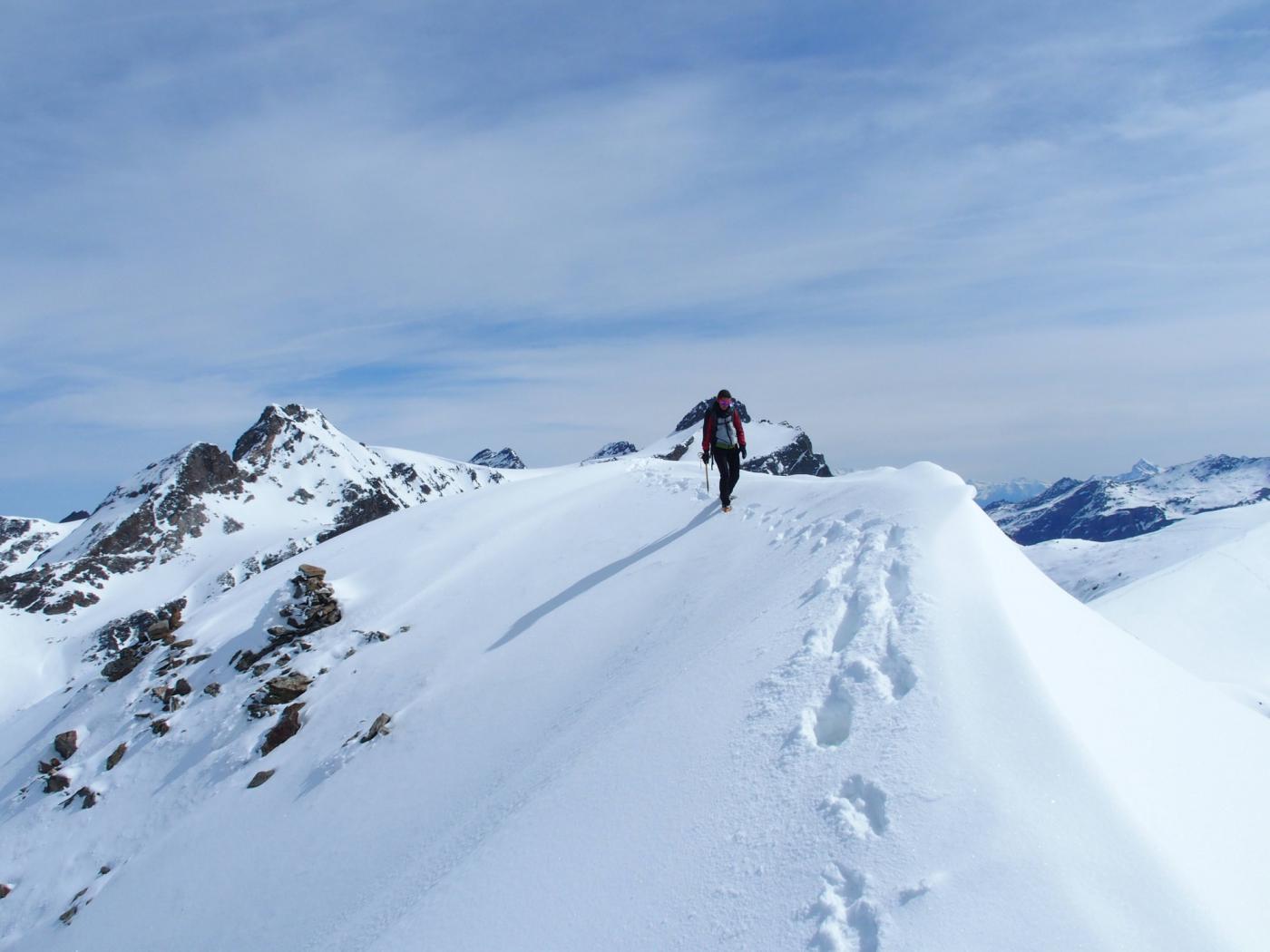 Gran Becca du Mont da Surrier 2015-04-29