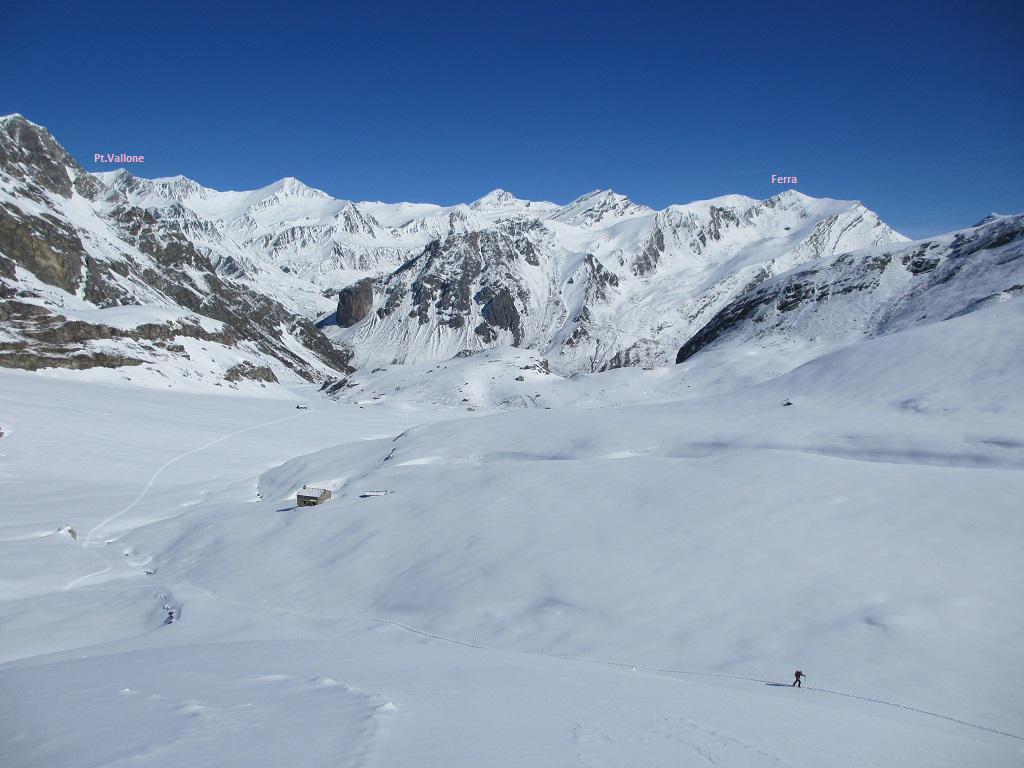 Panoramica dalla punta del Vallone,Malacosta Giuep,Mongioia,Salza,Fiutrusa,Ferra