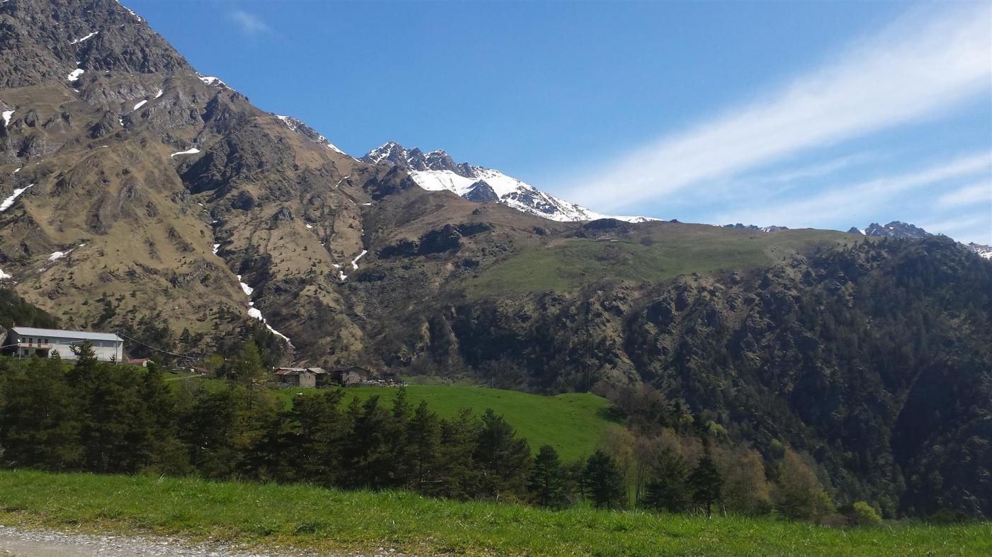 Combe (Alpe le) e quota 1812 m da Bussoleno 2015-05-02