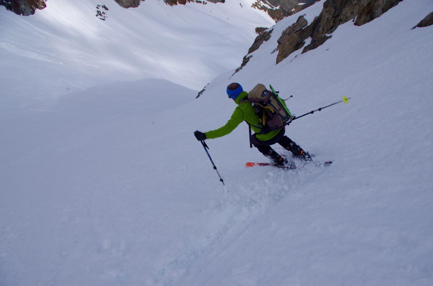 Du gran ski!