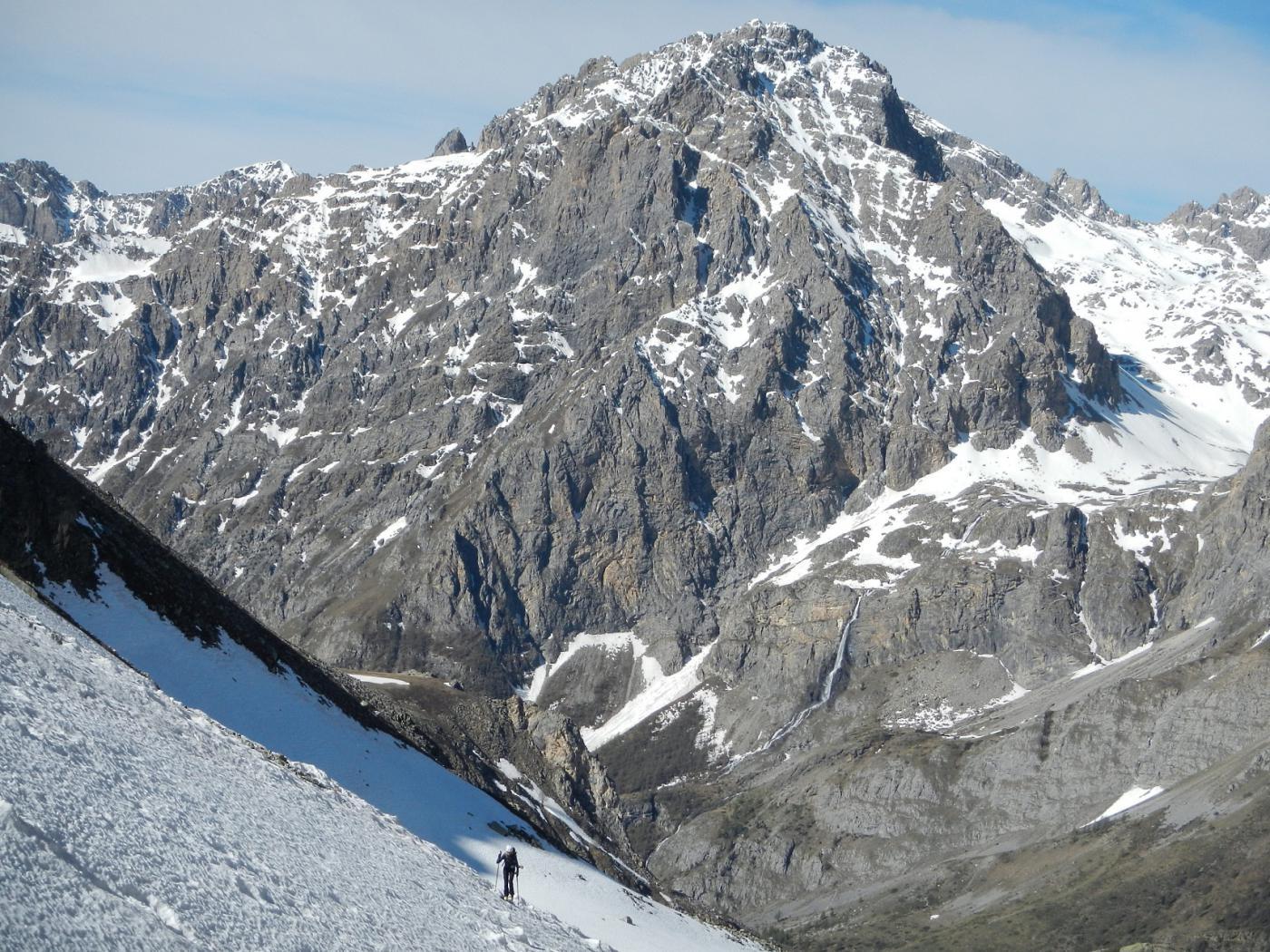 spettacolare alta Val Maira