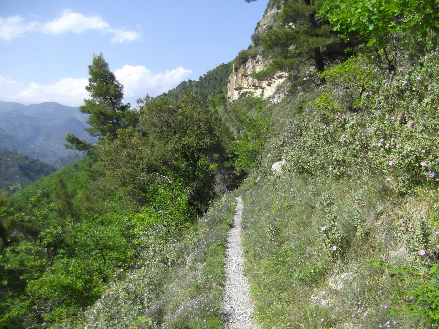 Il Sentiero de la Vallee Roya.