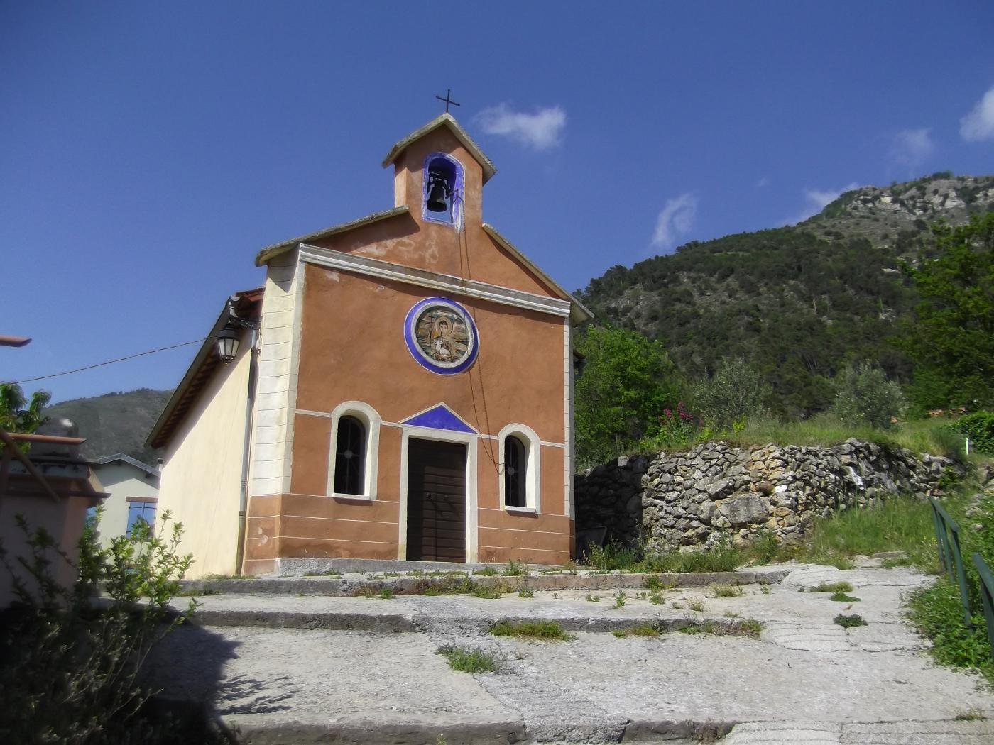 la chiesetta di Libre.
