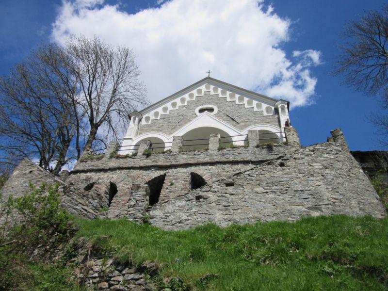 Santuario S. Anna a Meinardi
