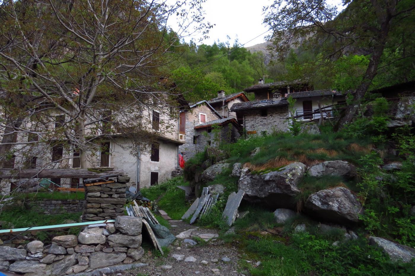 Il borgo Faiei