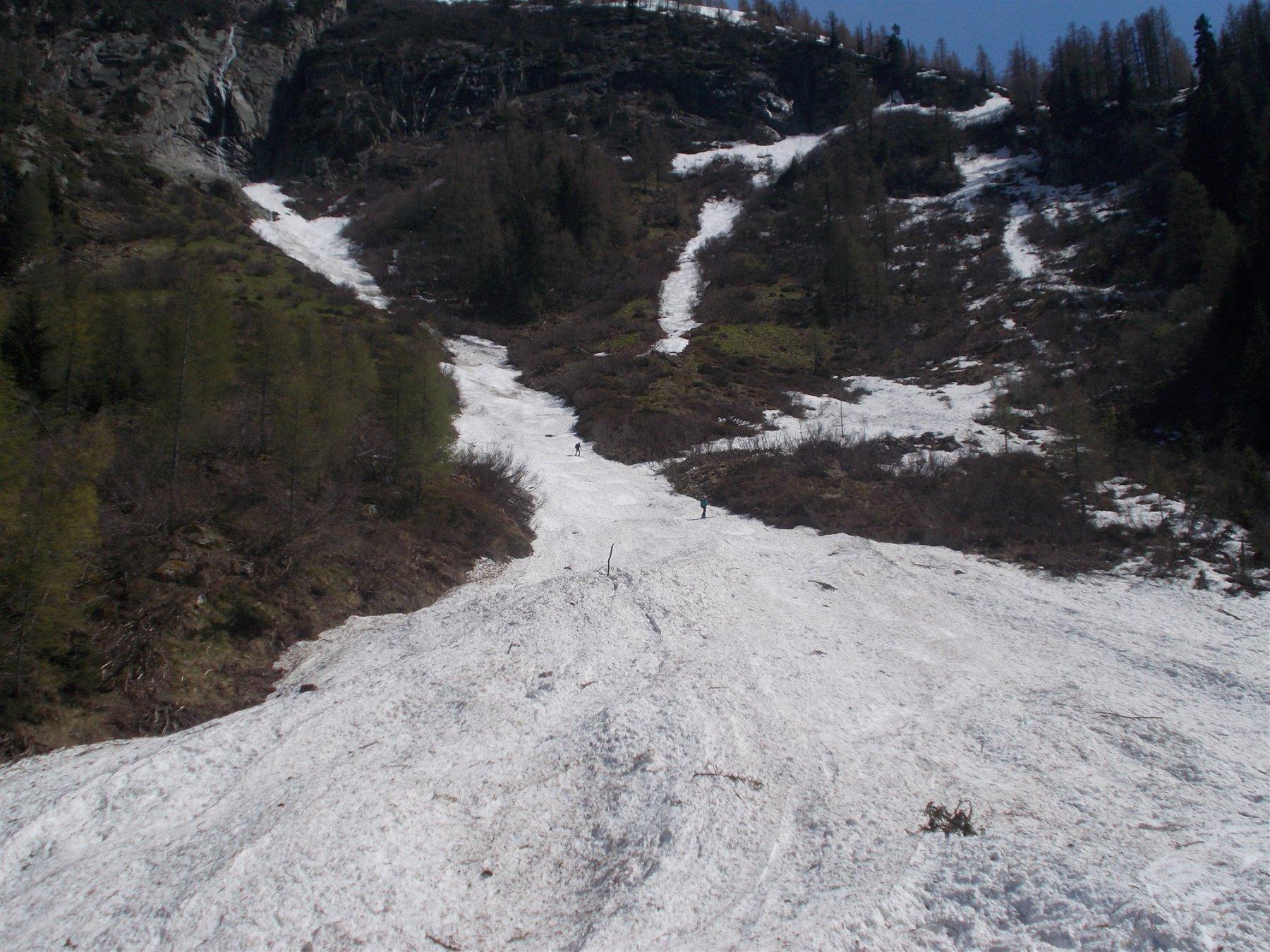 Nevai di fondovalle