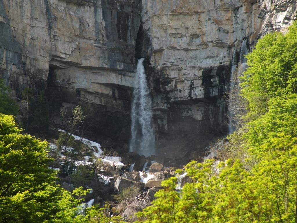 Saut (Cascate del) e Pis del Pesio da Pian delle Gorre, anello 2015-05-10