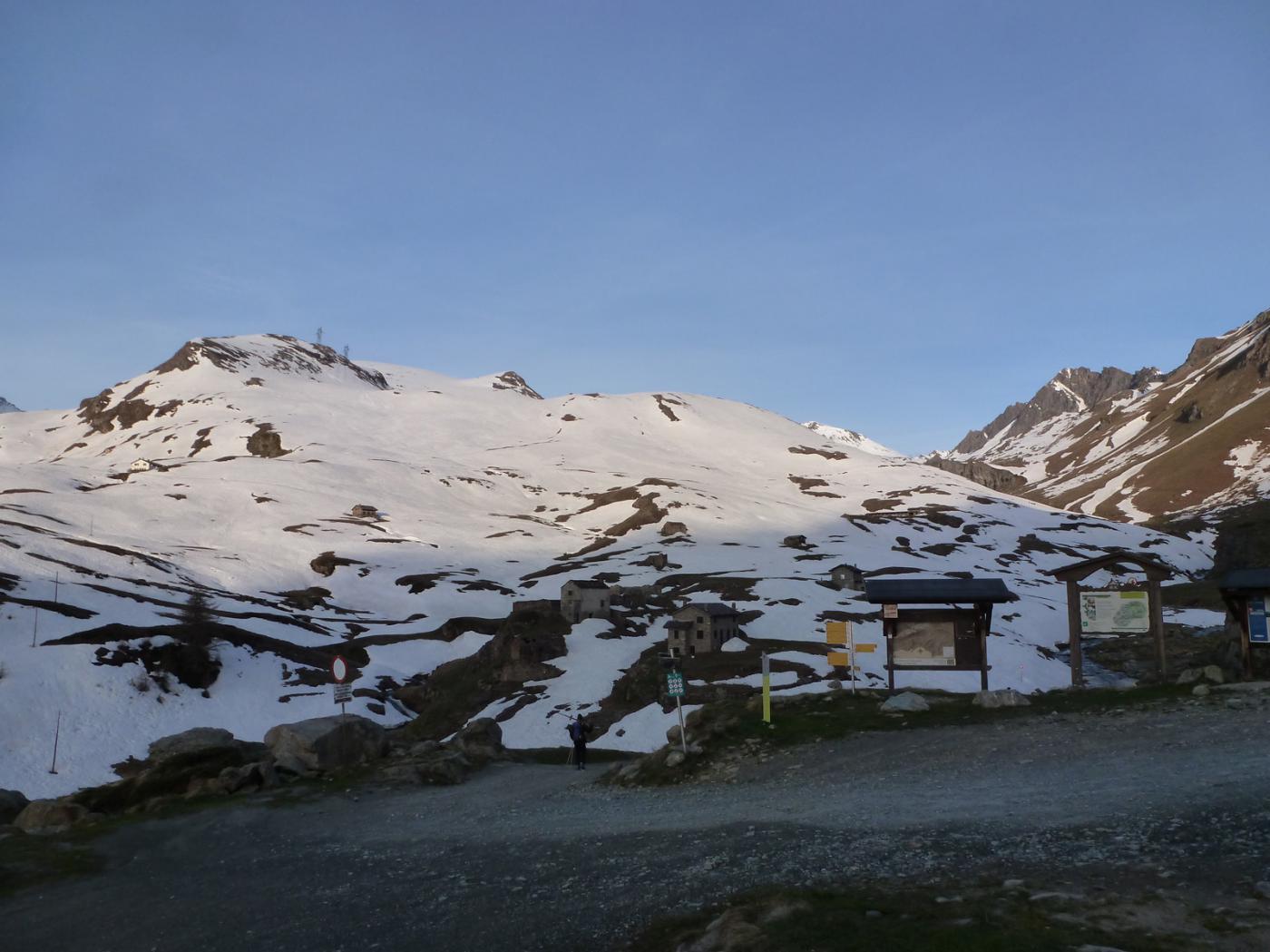 Neve a Dondena