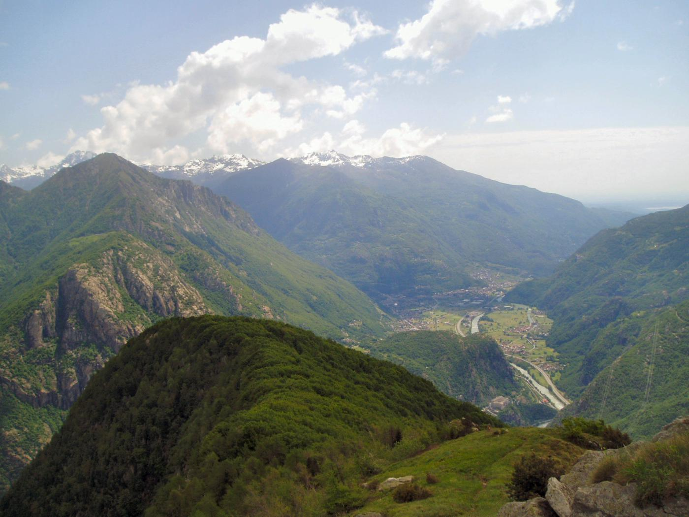 bassa valle d'aosta