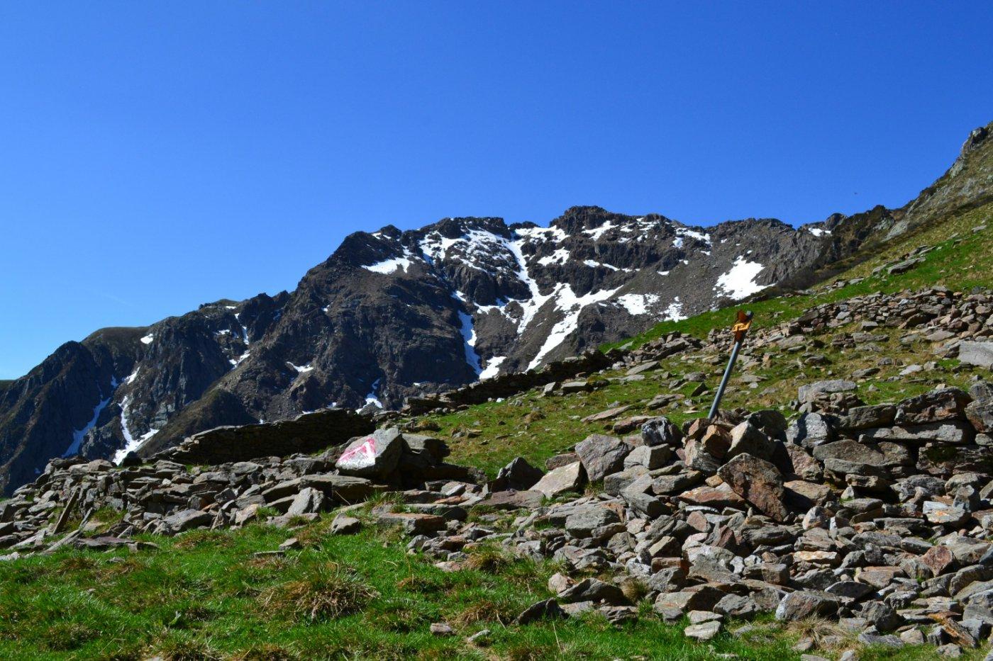 i ruderi dell'Alpe Malpensata (1896 m)