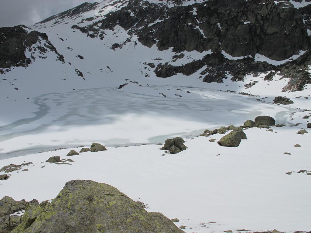 Ciriunda (Monte) e Monte Marmottere da Asciutti, anello per il Colle Pian Fum 2015-05-17