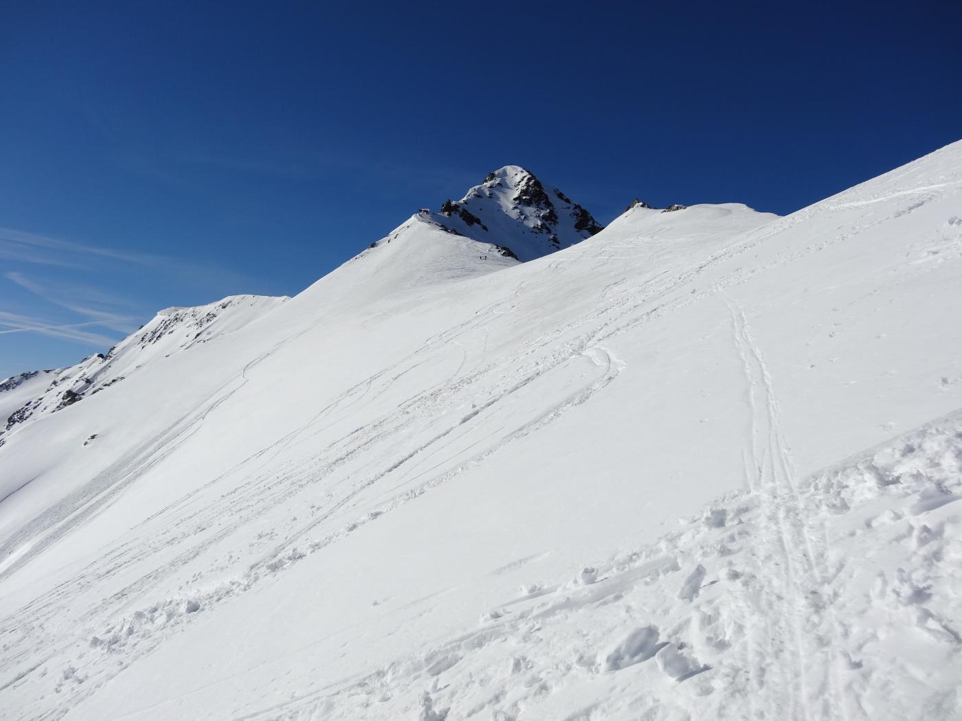 in vista del deposito sci
