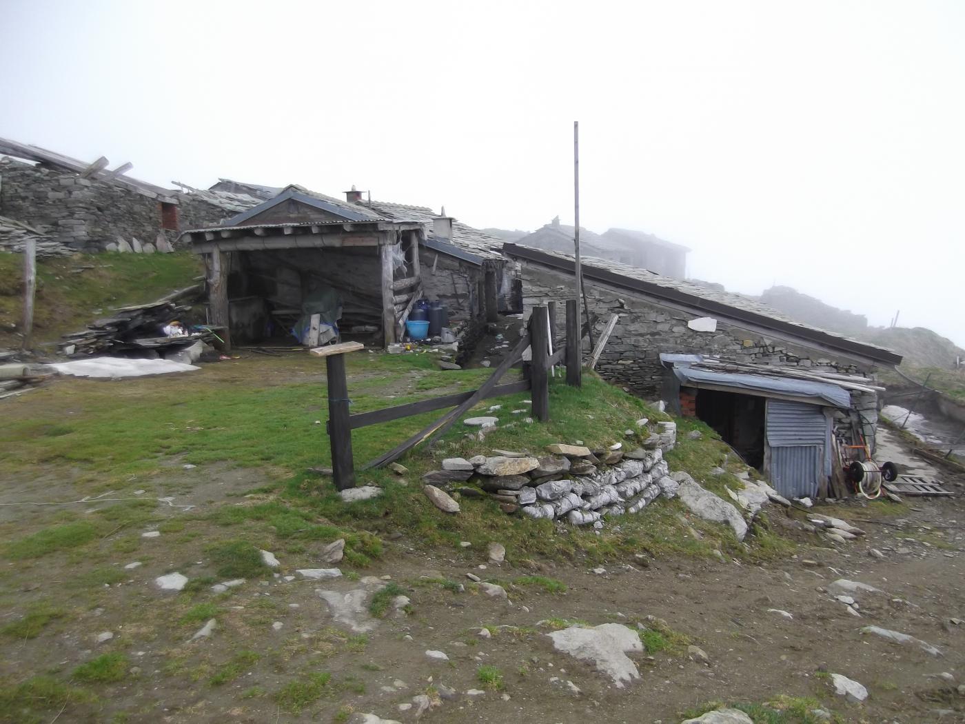 l'Alpe Caugis